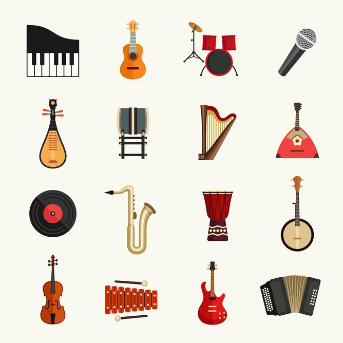 Instrumenty Muzyczne Po Angielsku Słownictwo Muzyczne Inglesspl